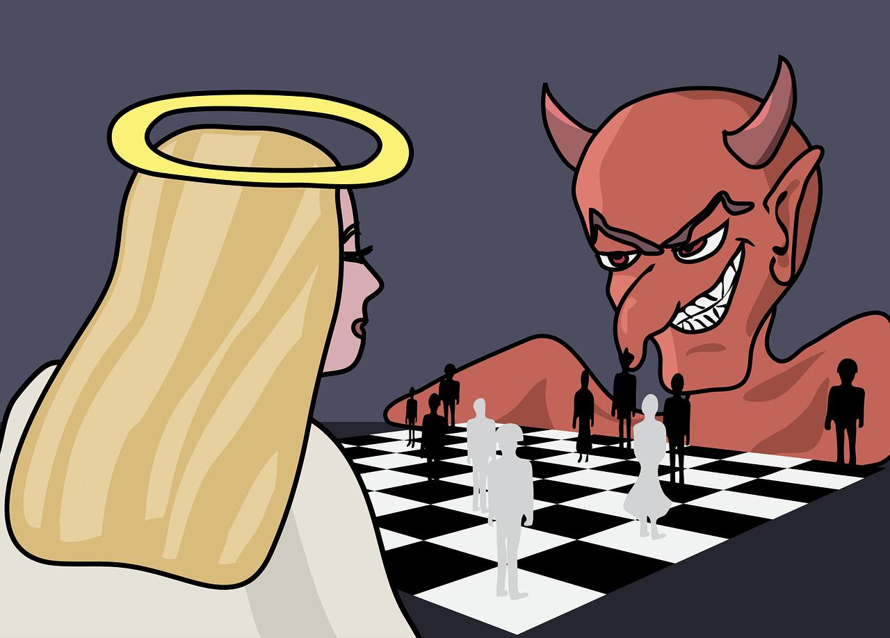 И в печали, и радости… Муж и жена – одна сатана?
