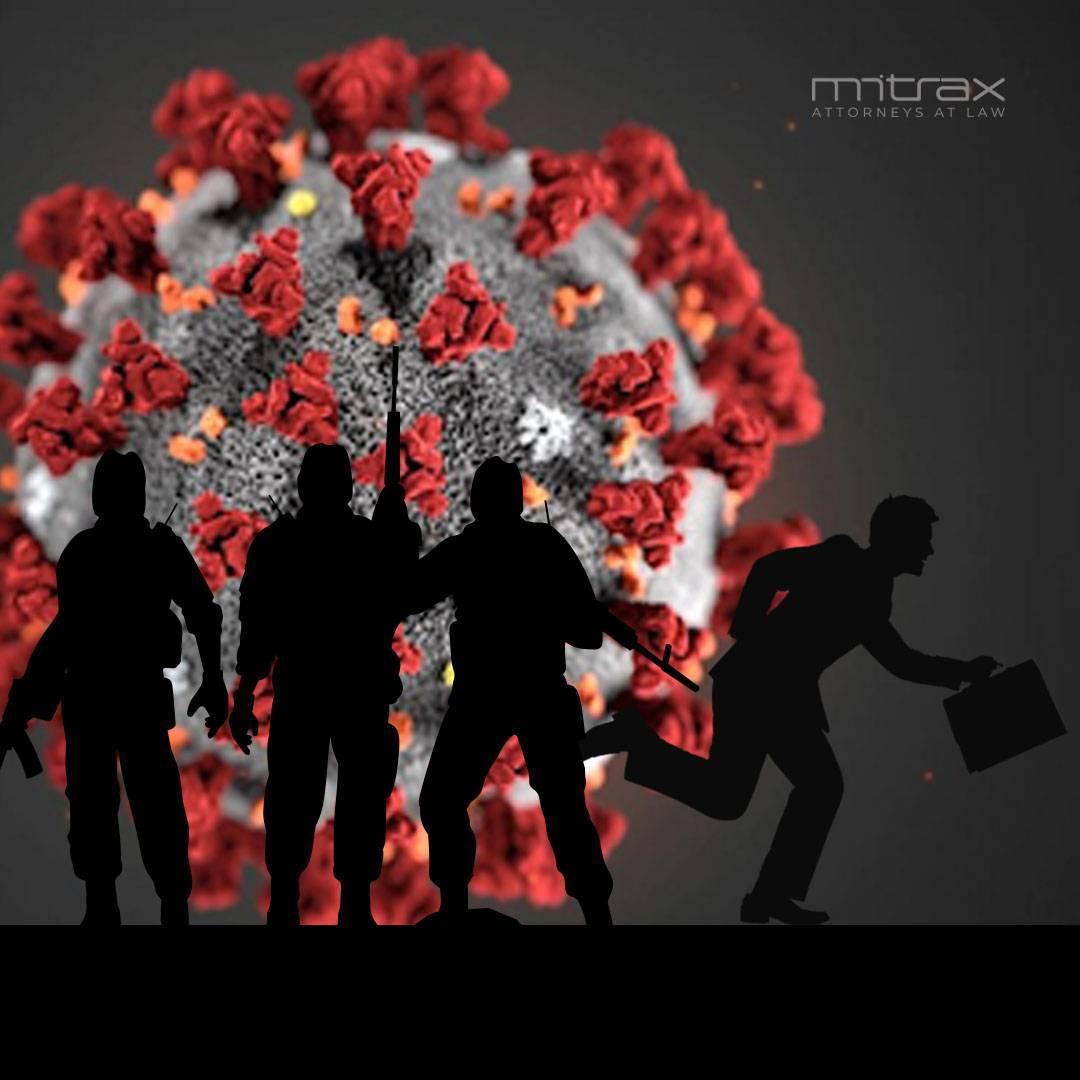 Как мутирует украинский вирус «рейдерство 2020»